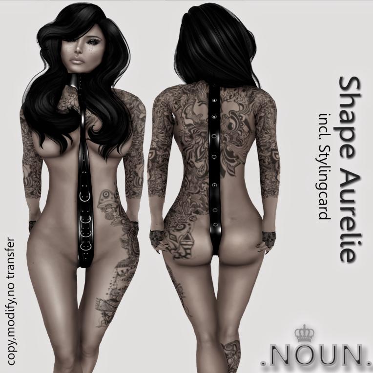 Vendor Shape Aurelie