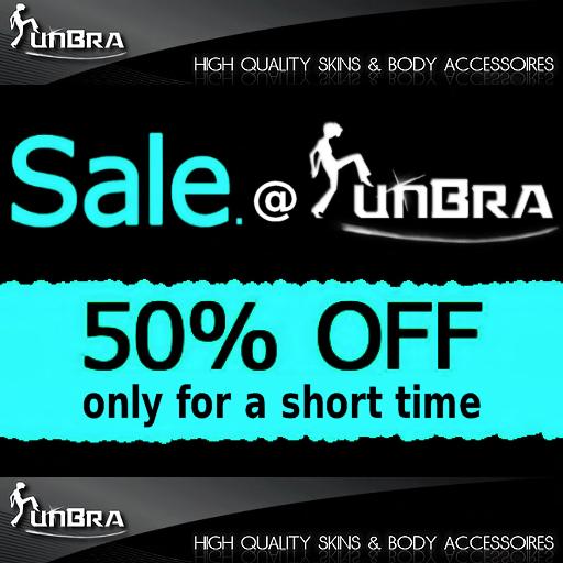 Sale @ unBra v1